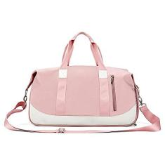 Imagem de MTFS Bolsas de viagem femininas – 35 L Weekender Carry on para mulheres, bolsa esportiva de academia, bolsa esportiva de treino, bolsa de ombro noturna