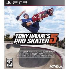 Jogo Tony Hawk`s Pro Skater 5 PlayStation 3 Activision