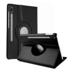 Imagem de Capa Giratória Para Samsung Galaxy Tab S7 Plus T975 / T970 - Preta / H'maston