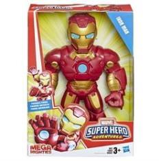 Imagem de Boneco Playskool Marvel Super Hero Adventures Hasbro