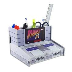 Imagem de Organizador de Escritório Console Super Nintendo Gamer