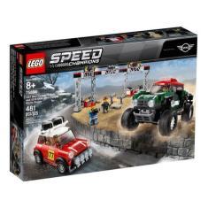 Imagem de Lego Speed Champions - 1967 Mini Cooper S Rally E 2018 Mini