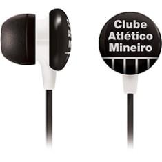 Fone de Ouvido Waldman Super Fan Atlético Mineiro