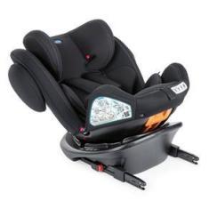 Imagem de Cadeira Auto Unico Plus Chicco Black com Isofix 0 a 36 Kg