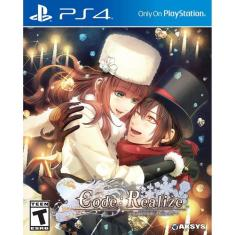 Jogo Code Realize Wintertide Miracles PS4 Aksys Games