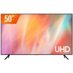 "Smart TV LED 50"" Samsung Crystal 4K HDR LH50BEAHVGGXZD"