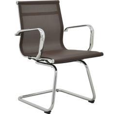 Cadeira de Escritório Sevilha Fixa Tela Rivatti