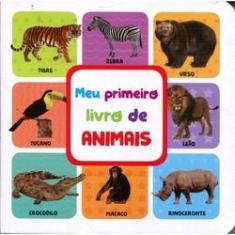 Imagem de Meu Primeiro Livro de Animais