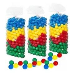 Imagem de 100 Unidades Bolinhas Para Piscina de Bolinhas Coloridas Não Amassam