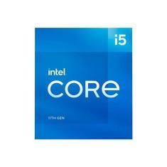 Processador intel 11600k core i5 (1200) 3,90 ghz box - bx8070811600k - 11ª ger