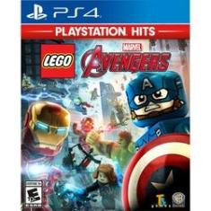 Imagem de Lego Marvel Avengers PlayStation Hits - PS4