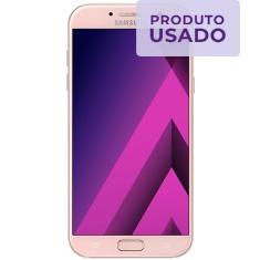 Smartphone Samsung Galaxy A7 2017 Usado 64GB Android