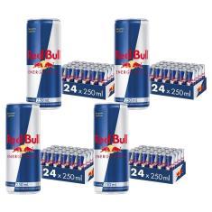 Imagem de Energético Red Bull Energy Drink, 250 Ml (96 Latas )