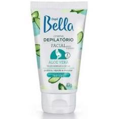 Imagem de Creme Depilatório Facial Aloe Vera - Depil Bella