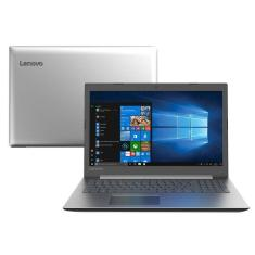 "Notebook Lenovo IdeaPad 330 Intel Core i5 8250U 15,6"" 8GB HD 1 TB Windows 10 8ª Geração"