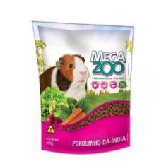 Imagem de Ração Megazoo Para Porquinho Da Índia Adulto  500 G