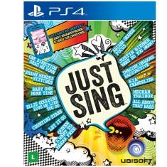 Jogo Just Sing PS4 Ubisoft