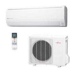 Ar-Condicionado Split Fujitsu 18000 BTUs Quente/Frio ASBG18LFCA / AOBG18LFCB