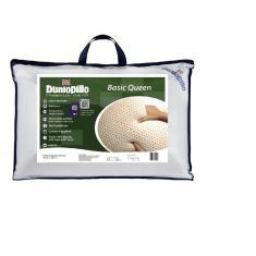 Imagem de Travesseiro Basic Queen 100% Látex Natural - Dunlopillo