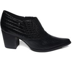 Imagem de Bota Feminina Ankle Boot Salto Grosso Bottero 317701