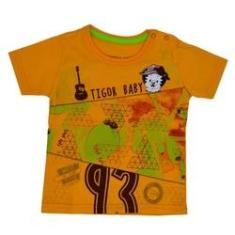 Imagem de 10204225 Camiseta Tigor T Tigre Laranja