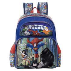 f4e5e3f3b0 Foto Mochila Escolar Xeryus DC Super Heróis M 7163