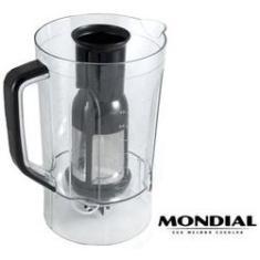 Imagem de Copo Cristal Com Filtro  Do Liquidificador Mondial L-1000 E L-1100