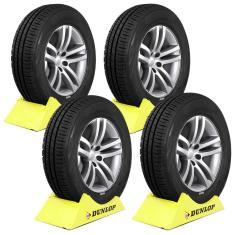 Imagem de Kit 4 Pneus para Carro Dunlop SP Touring R1 Aro 13 165/70 79T