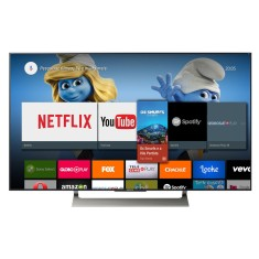 "Smart TV LED 75"" Sony 4K HDR XBR-75X905E 4 HDMI"