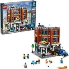 Imagem de Lego Creator Expert 10264 - Garagem Da Esquina 2569 Peças