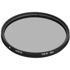 Imagem de Filtro Polarizador Circular Slim Hoya 49mm