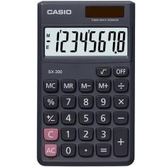 Calculadora De Bolso Casio SX-300