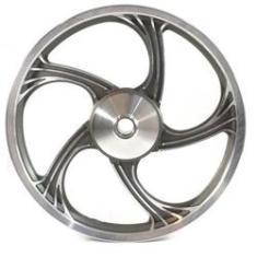 Imagem de Roda Aluminio Dianteira Temco Icarus  Cg 150