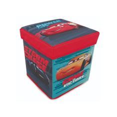 Imagem de Porta-Objetos Banquinho Carros - Zippy Toys