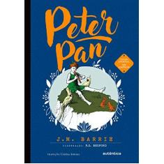Peter Pan - Versão Integral, Sem Adaptação - Barrie, J. M. - 9788551302019