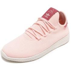 Foto Tênis Adidas Feminino Pharrell Williams Tennis HU Casual 7ad832743ca3e