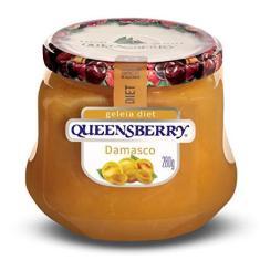 Imagem de Geleia de Damasco Queensberry Diet 280g