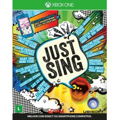 Jogo Just Sing Xbox One Ubisoft