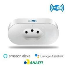 Imagem de Tomada Inteligente Wifi App Alexa Google Home Bivolt Smart