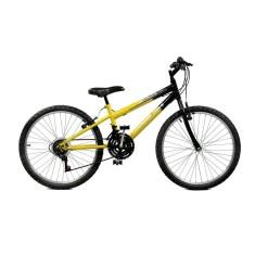 Bicicleta Master Bike 21 Marchas Aro 24 Freio V-Brake Ciclone Plus 24115