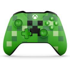 Imagem de Controle Xbox Series sem Fio Minecraft Creeper - Microsoft