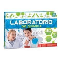 Imagem de Laboratório de Química Kit com 40 Experiencias - Nig 1633