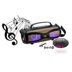 Imagem de Caixa De Som Bluetooth Portátil Pulse Mf-208