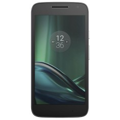 Smartphone Motorola Moto G G4 Play DTV XT1603 TV Digital 16GB Qualcomm Snapdragon 410 8,0 MP 2 Chips Android 6.0 (Marshmallow) 3G 4G Wi-Fi