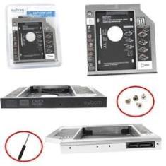 Case Exbom Suporte Cad Hdd Para Note Via Baia Dvd 12,7mm Hdca-s127