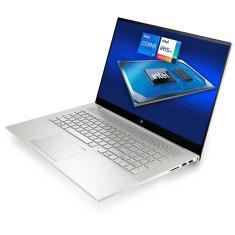 """Imagem de Notebook HP Envy 17 Intel Core i7 1165G7 17"""" 12GB SSD 512 GB GeForce MX450 Touchscreen 11ª Geração"""
