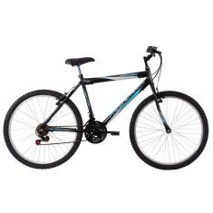 Bicicleta Status Bike 18 Marchas Aro 26 Freio V-Brake Eden