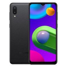 Imagem de Smartphone Samsung Galaxy M02 SM-M022G/DS 3GB RAM 32GB Android
