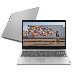 "Notebook Lenovo IdeaPad S145 82DJ0002BR Intel Core i3 1005G1 15,6"" 4GB HD 1 TB 10ª Geração"