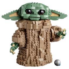 Imagem de Lego Star Wars The Mandalorian Baby Yoda 1073 Peças - 75318
